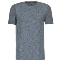 Vêtements Homme T-shirts manches courtes Under Armour THREADBORNE SEAMLESS SS Gris