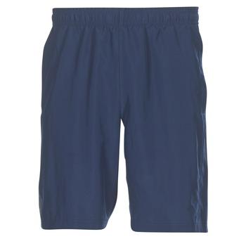 Homme Bleu Graphic ShortsBermudas Short Wordmark Vêtements Woven Armour Under 3ASq4Lcj5R