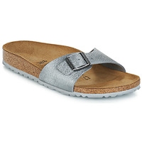 Chaussures Femme Mules Birkenstock MADRID Animal Fascination Gray