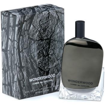 Accessoires Femme Produits entretien Comme Des Garcons Eau de parfum Comme des Garçons Wonderwood Transparent