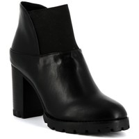 Chaussures Femme Bottines Playa Collection Bottines chelsea ARNICA Noir