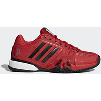 Chaussures Homme Baskets basses adidas Performance Chaussure Novak Pro Clay Rouge / Noir / Blanc