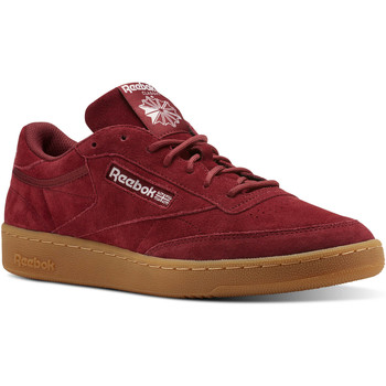 Chaussures Homme Baskets basses Reebok Classic Club C 85 GS Red