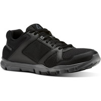Chaussures Homme Baskets basses Reebok Sport Yourflex Train 10 MT Noir / Gris