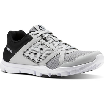 Chaussures Homme Baskets basses Reebok Sport Yourflex Train 10 MT Gris / Noir / Blanc