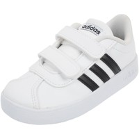 Chaussures Enfant Baskets basses adidas Originals Vl court 2.0 cmf i traroy Blanc