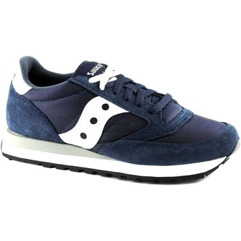 Chaussures Homme Baskets basses Saucony S2044-316 ORIGINAL baskets bleu JAZZ chaussures pour hommes Blu