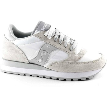 Chaussures Femme Baskets basses Saucony S2044-396 JAZZ ORIGINAL chaussures gris blanc sneakers femme Bianco