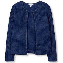 Vêtements Femme Vestes Esprit Blazer Para Mujer 027EE1G021Azul Marino Bleu
