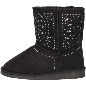 Boots Asso 6000 bottines enfant noir