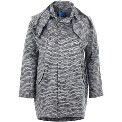 Vêtements Femme Parkas adidas Originals Originals Long Parka Gris