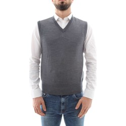 Vêtements Homme Gilets / Cardigans Brooks Brothers 100065554 Gris