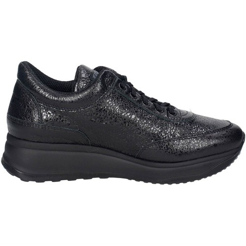 Chaussures Femme Baskets basses Agile By Ruco Line Agile By Rucoline  1304(14_) Petite Sneakers Femme Noir Noir