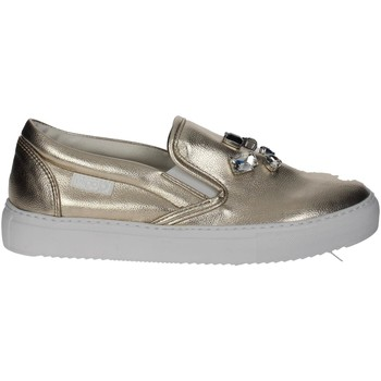 Chaussures Femme Slips on Agile By Ruco Line Agile By Rucoline  2813(10_) Slip-on Chaussures Femme Or Or