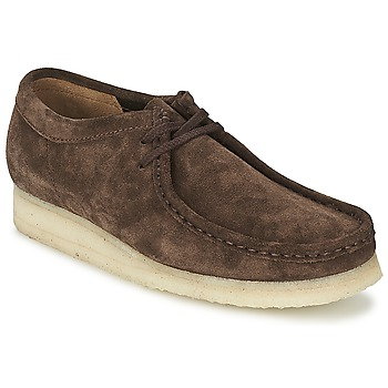 Chaussures Homme Derbies Clarks WALLABEE Brun