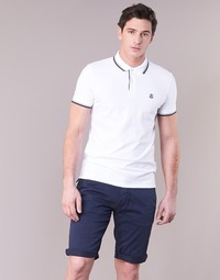 Vêtements Homme Polos manches courtes Selected SLHNEWSEASON Blanc