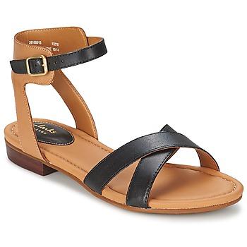 Chaussures Femme Sandales et Nu-pieds Clarks VIVECA ZEAL Noir