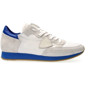 Chaussures Homme Baskets basses Philippe Model Paris TRLU NS05 PARIS SNEAKERS Homme WHITE WHITE