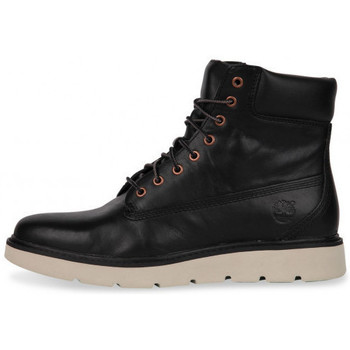 Chaussures Femme Bottines Timberland Boots  Kenniston 6 Inch Lace-Up - Ref. A161X Noir