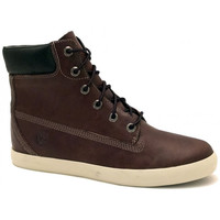 Chaussures Femme Bottines Timberland Boots  Flannery 6 Inch - Ref. A1B4G Marron