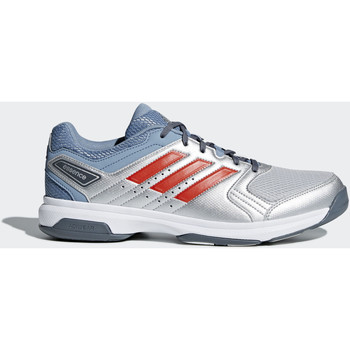 Chaussures Homme Baskets basses adidas Performance Chaussure Essence Argent / Rouge