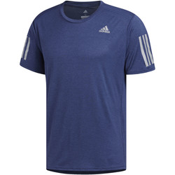 Vêtements Homme T-shirts manches courtes adidas Performance T-shirt Response Cooler blue