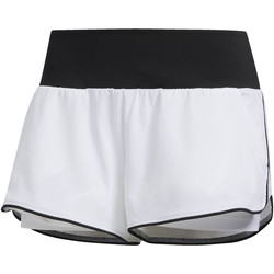 Vêtements Femme Shorts / Bermudas adidas Performance Short Advantage Blanc / Noir