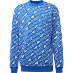 Vêtements Homme Sweats adidas Originals Sweat-shirt Monogram Bleu