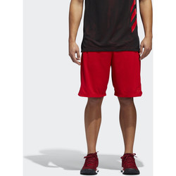 Vêtements Homme Shorts / Bermudas adidas Performance Short Accelerate Rouge