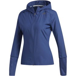 Vêtements Femme Vestes de survêtement adidas Performance Coupe-vent Response Hooded blue