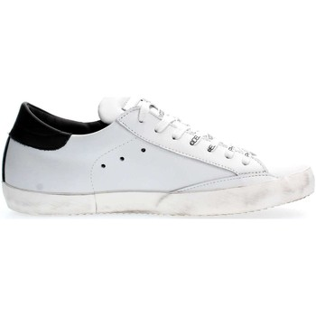 Chaussures Homme Baskets basses Philippe Model Paris CLLU V003 PARIS SNEAKERS Homme WHITE WHITE
