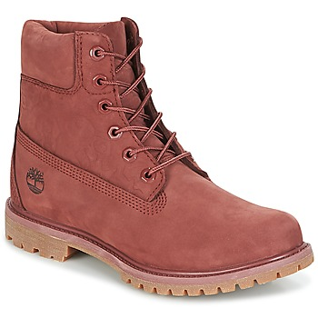 Chaussures Femme Boots Timberland 6IN PREMIUM BOOT Sable