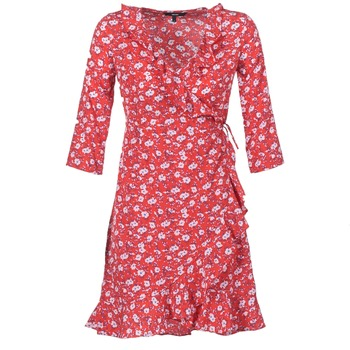 Vêtements Femme Robes courtes Vero Moda VMMOLLY Rouge
