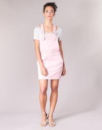 Vêtements Femme Robes courtes Vero Moda VMMALOU Rose