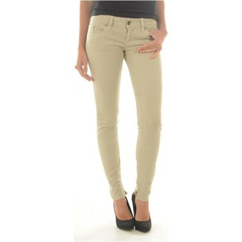 Vêtements Femme Pantalons Meltin'pot MONIE Creme