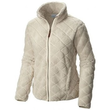 Blouson Columbia fire side sherpa full zip chalk veste