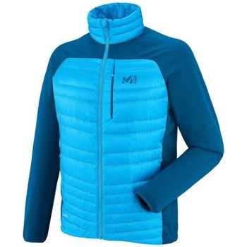 Vêtements Homme Polaires Millet HYBRID HEEL LIFT DOWN JACKET HOMME ELECTRIC BLUE/POSEIDON UNICOLORELECTRIC BLUE/POSEIDON