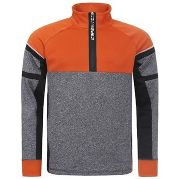 Vêtements Polaires Icepeak CODY POLAR GRIS/ORANGE POLAIRE GRIS/ORANGE