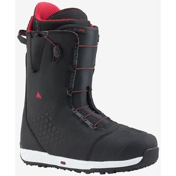 Chaussures Ski Burton BOOTS  ION BLACK/RED 2018 Unicolor