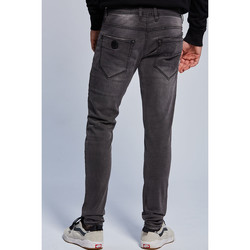 Vêtements Homme Jeans droit Project X Paris Project X  Jeans HOMME - JEANS 88169929_DG DARK GREY Gris