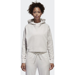 Vêtements Femme Vestes de survêtement adidas Performance Sweat-shirt à capuche ID Glory white