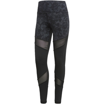 Vêtements Femme Leggings adidas Performance Tight Ultimate High-Rise Printed Noir / Multicolore
