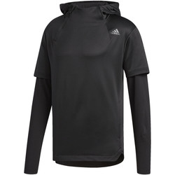 Vêtements Homme Sweats adidas Performance Sweat-shirt à capuche Electric Shooter Noir