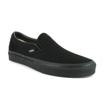 Chaussures Slip ons Vans CLASSIC SLIP ON black/black