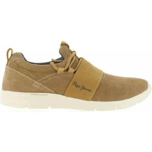 Chaussures Homme Baskets basses Pepe jeans PMS30368 JAYDEN Beige