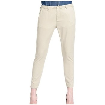 Vêtements Femme Pantacourts Meltin'pot LESLIE Beige