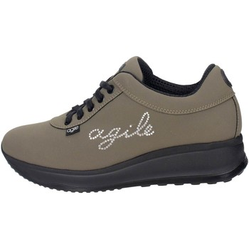 Chaussures Femme Baskets basses Agile By Ruco Line 1315(17*) Vert foncé