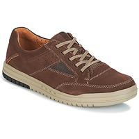 Chaussures Homme Baskets basses Clarks UNRHOMBUS GO Dark Brown Nub