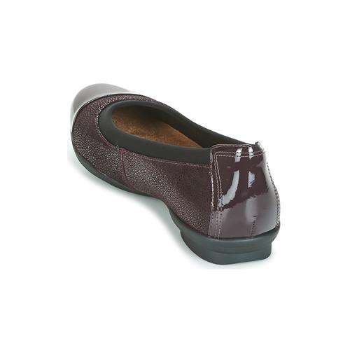 Neenah Garden Aubergine Femme BallerinesBabies Clarks Chaussures A4RqSc35jL