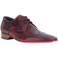 Chaussures Homme Derbies Jeffery-West Homme Chaussures polies, Rouge rouge